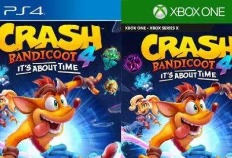 Los detalles que no viste en Crash Bandicoot 4: It's about time!