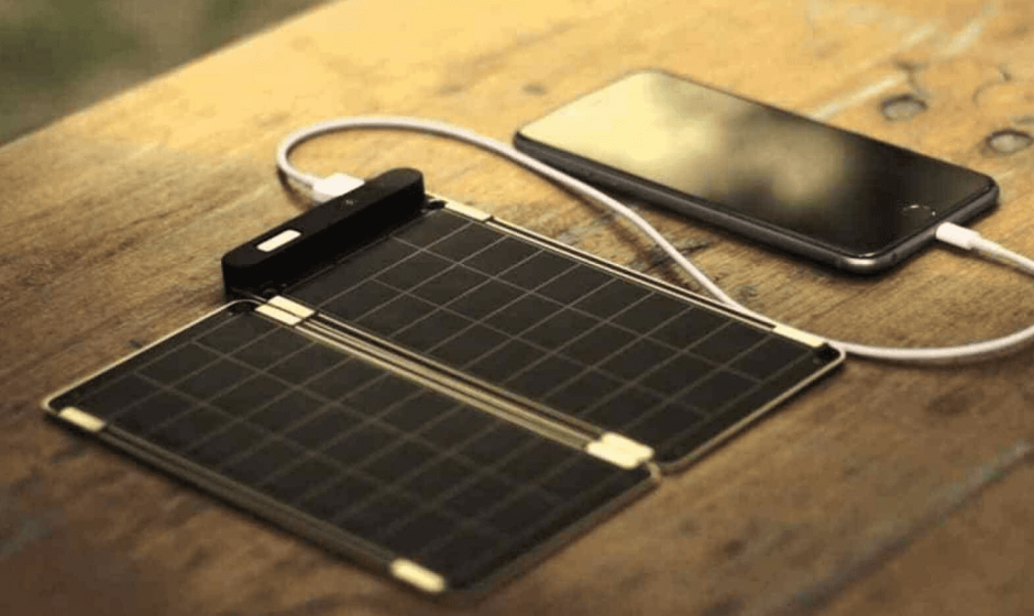 Los 5 mejores cargadores solares para móvil