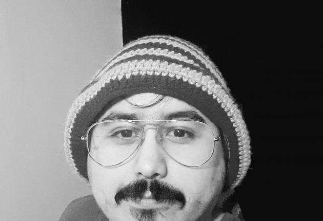 """Selfie tomada con la cámara frontal usando la opción """"Toma Única"""" con el A51."""