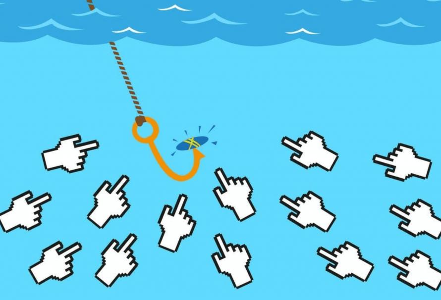 El 'clickbait', un cebo eficaz para pescar su atención