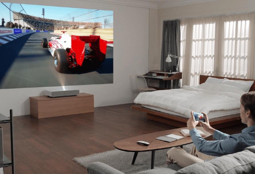 Los 6 mejores proyectores gaming para jugar en casa