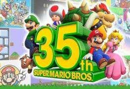 Todo sobre el Direct por los 35 años de Super Mario Bros
