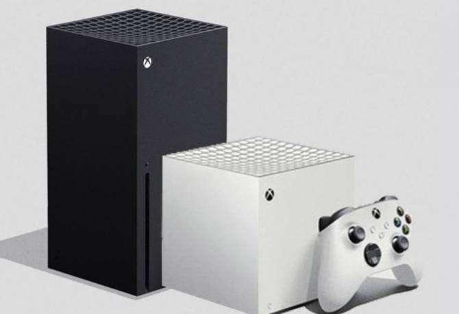 Todo sobre la Xbox Series X y S