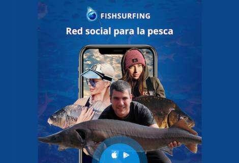 Fishsurfing crea una nueva comunidad de pescadores en todo el mundo. En Europa ya hay más de 200 K usuarios