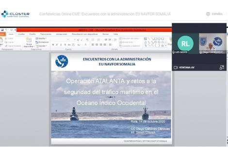"""Operación Atalanta: una historia de éxito en el """"centro de gravedad marítimo mundial"""""""