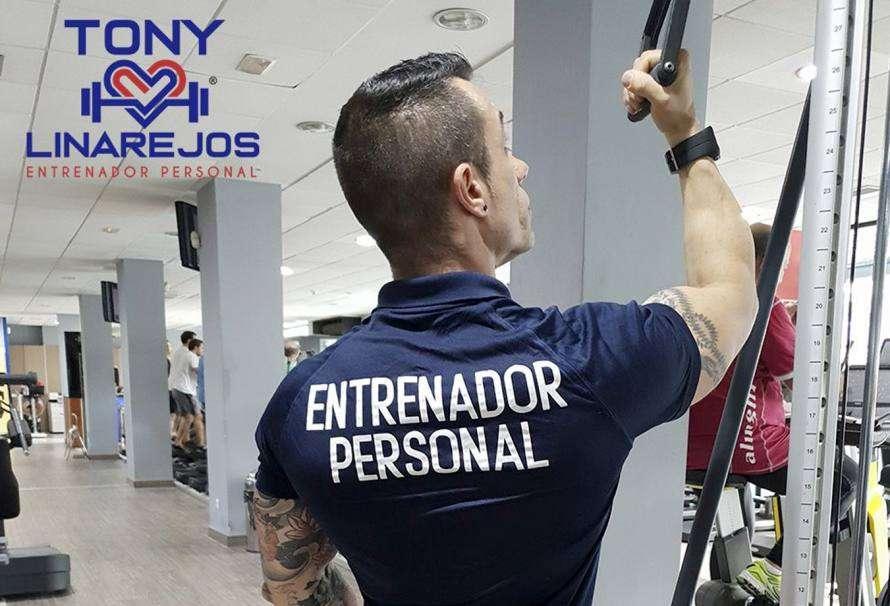 Tony Linarejos: 6 beneficios del entrenamiento personal