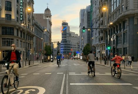 Efectos negativos (y positivos) de la COVID-19 en las ciudades