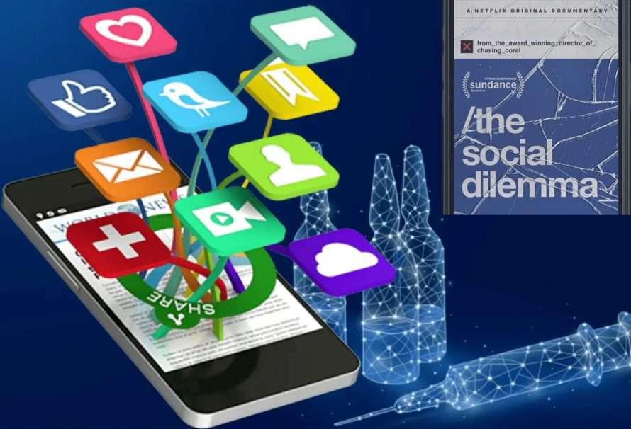 Más allá de The Social Dilemma: ¿las redes sociales son una droga digital?