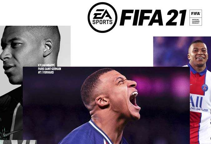 EA - Player 8 - cover