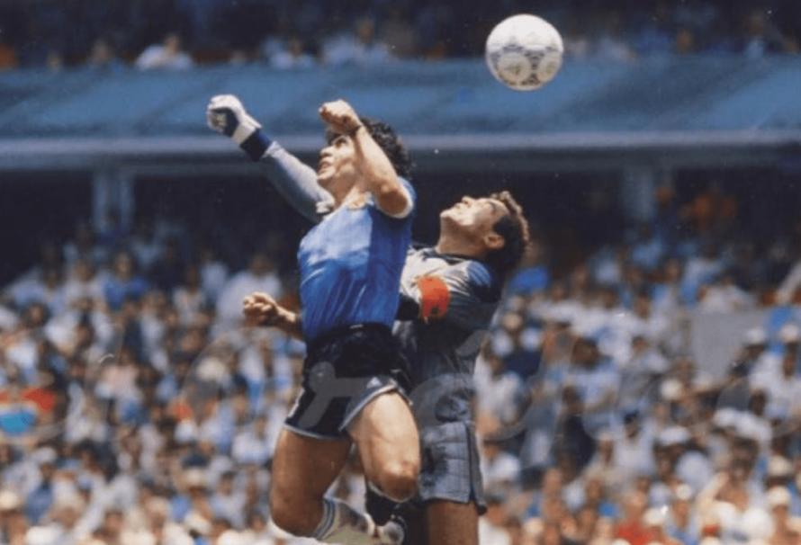 Maradona: arte y ciencia del fútbol