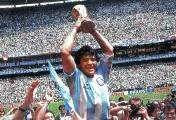 Maradona: héroe, ídolo y líder