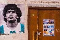 Maradona, el adolescente eterno