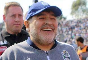 La vida sin Maradona