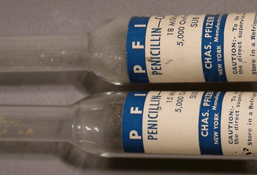 Penicilina y covid-19: la historia se repite
