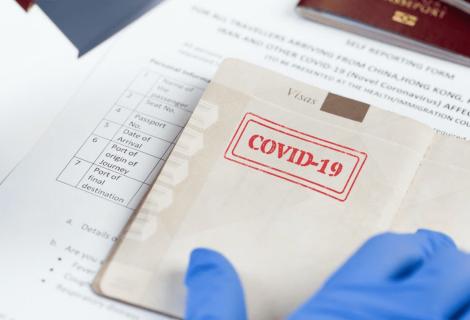 Covid-19: ¿Sería buena idea el 'pasaporte de inmunidad'?