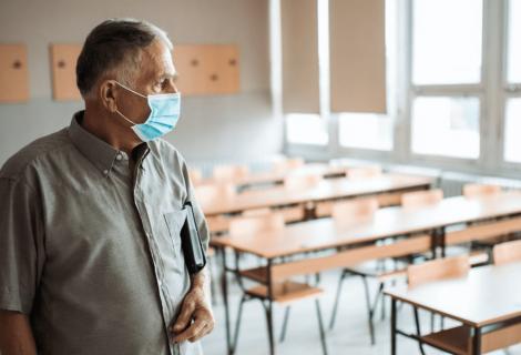 ¿Está afectando la pandemia a la motivación de los profesores?