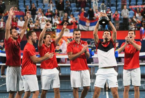 ATP Cup: 12 países lucharán por el trono mundial del tenis