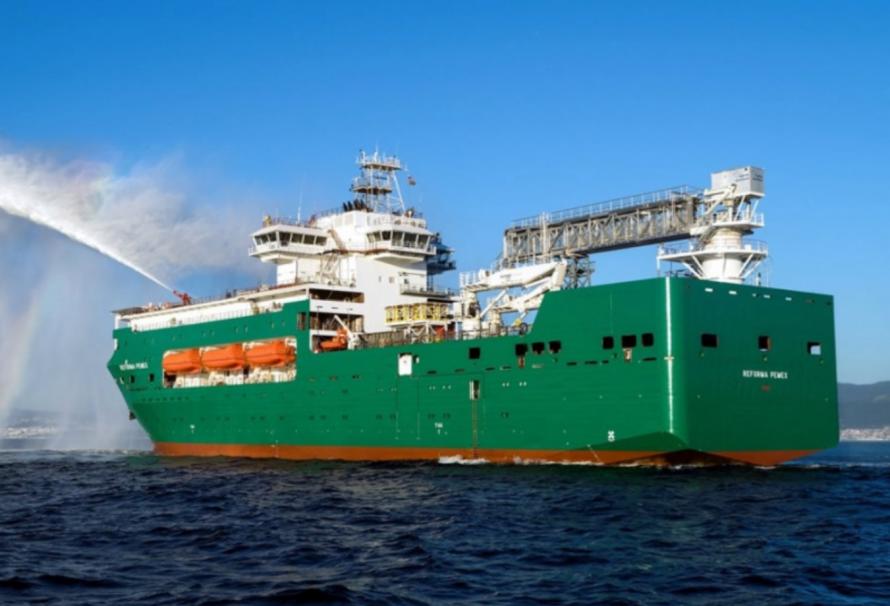 El nuevo lanzamiento de Atos para los buques de la Marina y las flotas mercantes