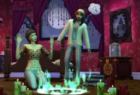Los Sims 4 se vuelven espeluznantes con el pack Paranormal