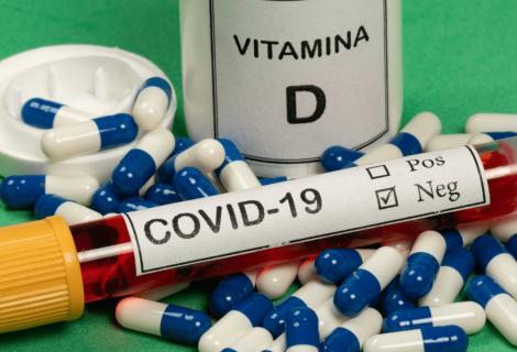 ¿Se podría aliviar la presión de las UCI con un tratamiento de vitamina D?
