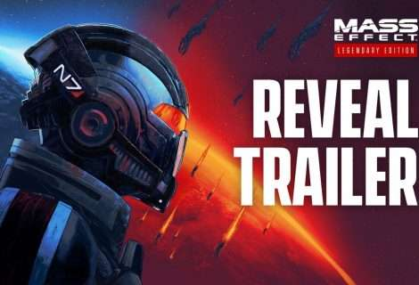 Mass Effect Legendary Edition llegará el 14 de mayo a PlayStation, Xbox y PC