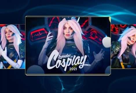 Riot Games anuncia el circuito 2021 de Leyendas del Cosplay