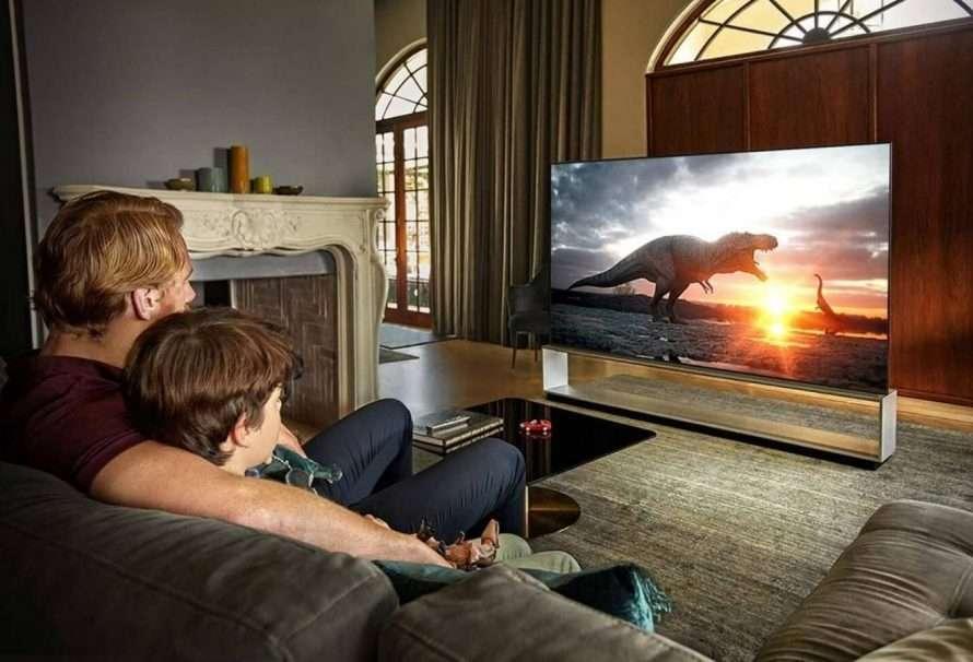 El televisor, lo más usado en pandemia según compraruntelevisor.com