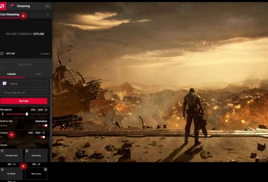 4 consejos para empezar en el streaming según AMD