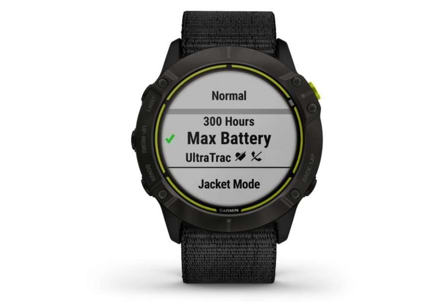 Garmin presenta Enduro, el reloj GPS con carga solar