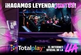 Totalplay ahora es el nuevo partner oficial de la LLA 2021