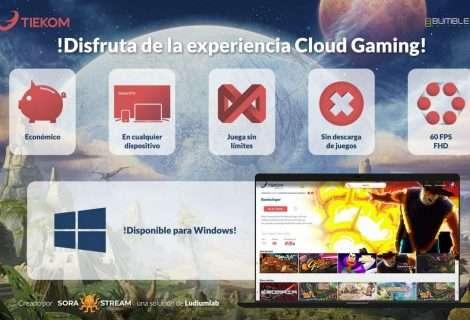 Tiekom firma acuerdo con Ludium Lab para cloud gaming