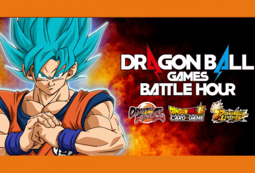 Dragon Ball Games Battle Hour: ¡todo listo para el gran evento!