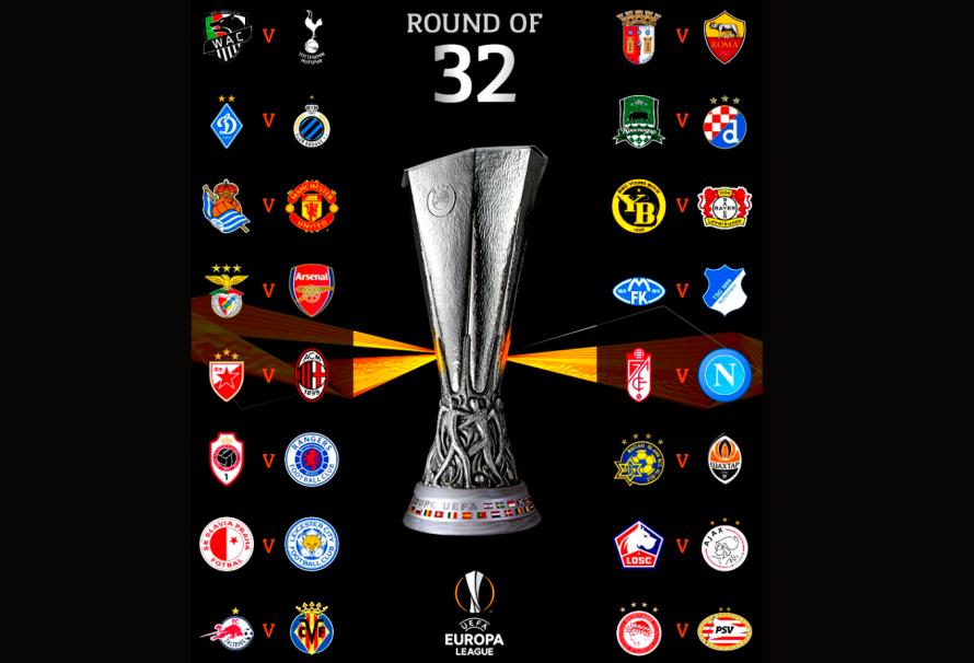 Europa League 2020-21: ¿quiénes van mejor preparados a los 16avos de final?
