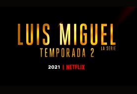 Netflix: los avances de la temporada 2 de Luis Miguel la serie
