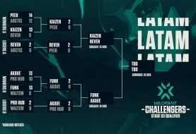 VALORANT: este domingo se juega la final Challengers