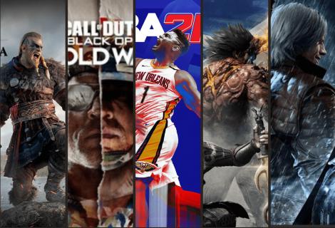 5 juegos imperdibles de PlayStation 5 en febrero de 2021