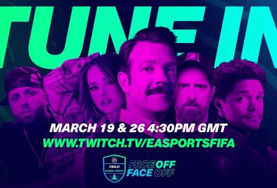 Las celebridades que estarán en el Face-Off de EA Sports FIFA