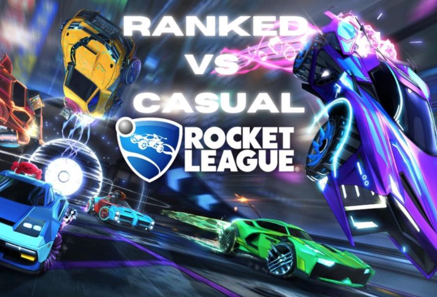 Rocket League: ¿es mejor ranked o casual?