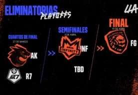 Furious Gaming es el primer finalista de la LLA Apertura 2021