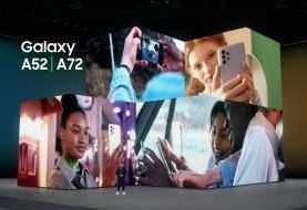 Samsung presenta los Galaxy A52, A52 5G y A72