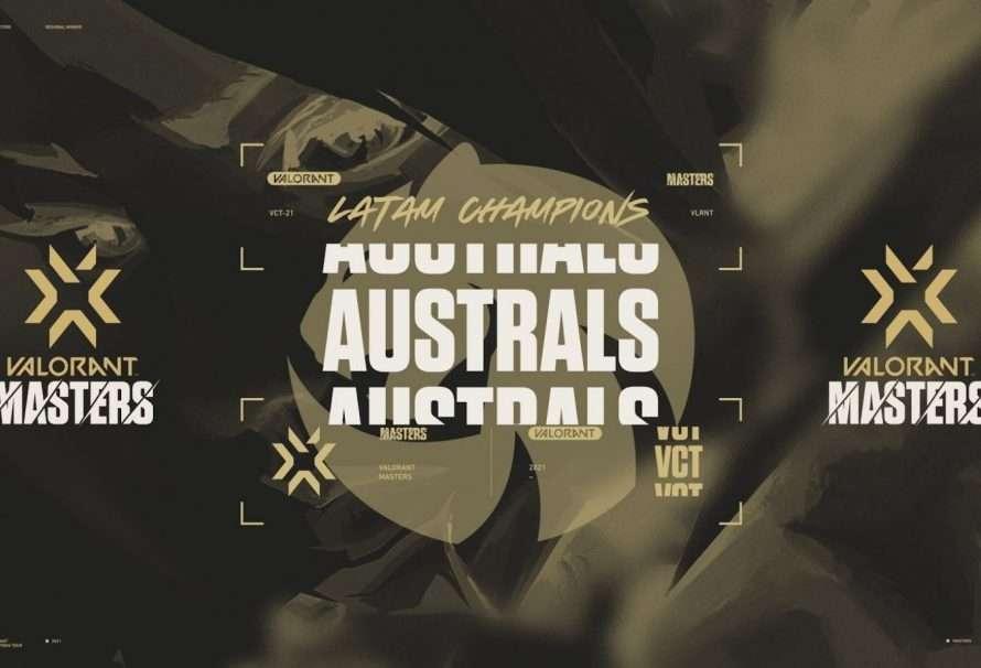 Australs: campeón de VALORANT Masters Sur