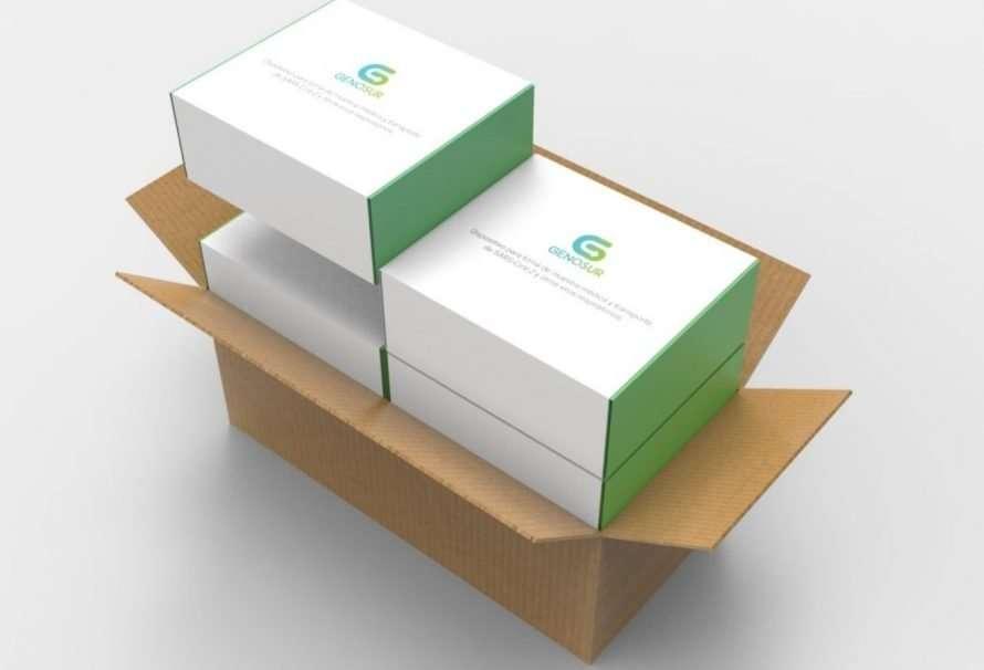 GenoSUR ha donado 30 mil kits de tomas de muestras