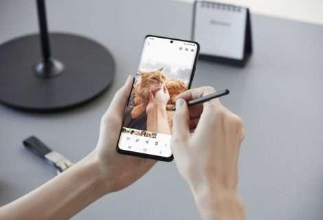 Samsung: lo mejor del S Pen y el Galaxy S21 Ultra 5G