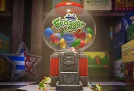 Konami anuncia actualización para Frogger in Toy Town