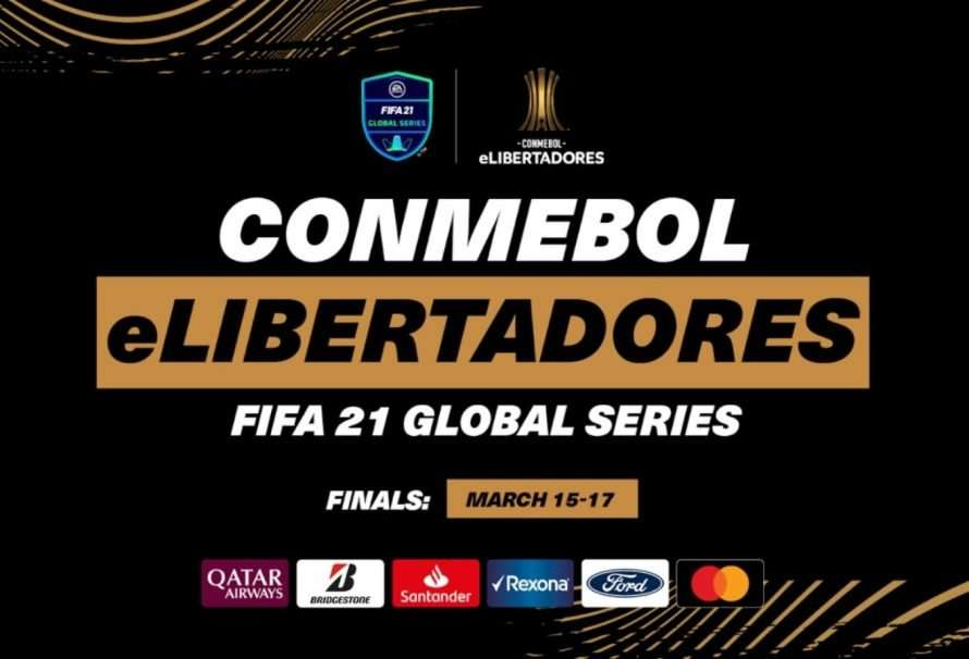 Se acerca la CONMEBOL eLibertadores de FIFA 21