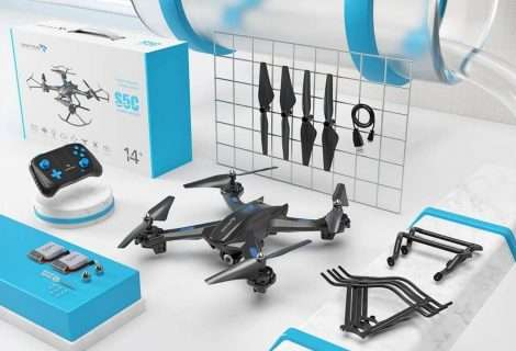 Los drones en el mundo del cine según Megadron.org