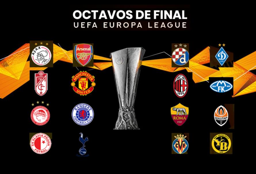 Europa League: ¿qué esperar de los 8vos de final?