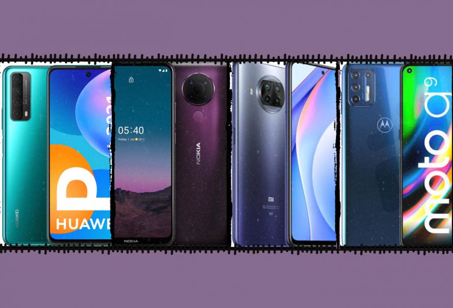 Los 2 mejores dispositivos móviles según gama