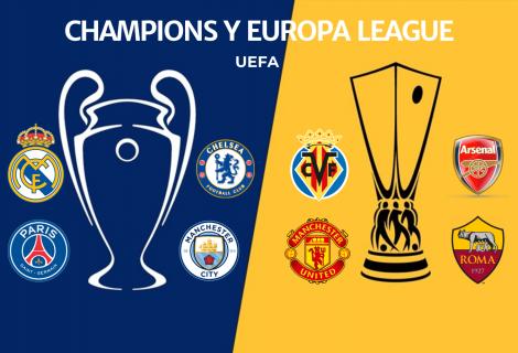 Champions y Europa League: un análisis de los semifinalistas