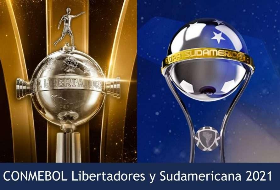 Así se jugarán las fases de grupos de Copa Libertadores y Copa Sudamericana